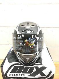 Box Bx-1 web black extra large helmet