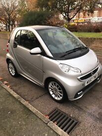 2007 Smart Fortwo passion LOW MILEAGE