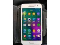 Samsung galaxy A3 white ee