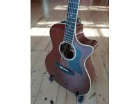 Taylor 524ce Grand Auditorium Electro-Acoustic Guitar