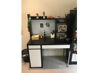 Black Micke Ikea children's desk