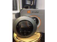 JBL Radial speaker - loudspeaker dock for ipod