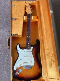 Fender American Vintage 62 Reissue Stratocaster Left handed Lefty