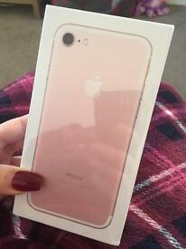 Brand New iPhone 7