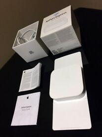 Apple Airport Express USB Powered For In Car Use Wireless Router (A1392) Airplay