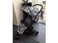 Mamas & Papas Luna mix pushchair/stroller/pram with carrycot