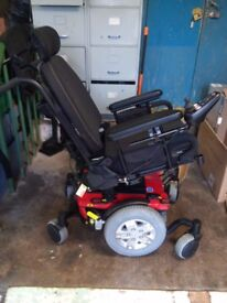 Quantum Q4 high end electric wheelchair
