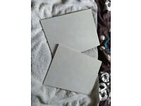 SELLING 10 PACKS OF WALL TILES 12 IN BOX 13-10 INCHES
