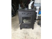 STRATFORD ECO EV9He multifuel boiler stove (heating + hot water)