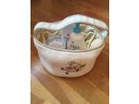 Nursery Baby toiletries bag with handle from Mamas and Papas