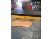 0ccdf4de6a Toolbox for pickup van vault good condition comes with locks and keys no  longer needed