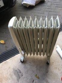 Dimplex Electric Oil Free Heater OFRC20c