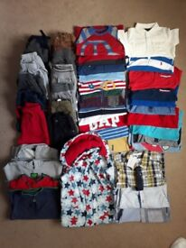 Boys Clothes bundle - Aged 2 to 3