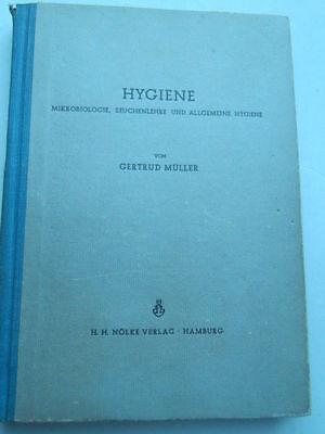 Nachlass Apotheker Hygiene Mikrobiologie Seuchenlehre 1948 Bakteriologie Medizin