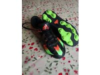Adidas Messi Football Boots - children's size 12