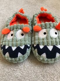 John Lewis monster slippers