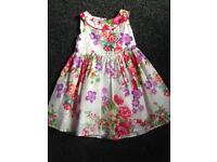 Tu summer dress 2-3yrs