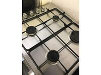 Stainless Steel Built in Gas Hob Fully Working Order Just £10 Sittingbourne