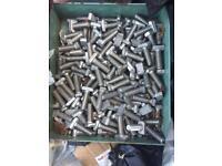 Job lot assorted bolts