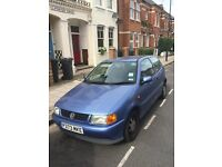 Blue Vauxhall Polo - Great run-around. Only GBP 150.00