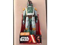 "Star Wars Figure 18"" Boba Fett"