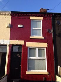 NO DEPOSIT..... Two bedroom Terrace property on Cairo Street L4, just off county Road,
