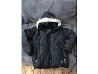 Spyder girls ski jacket