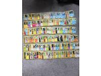 Huge hundreds of deck cards bundle of Pokemon pokemons game board uncommon common basic