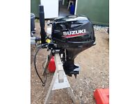 Suzuki 15hp 4 stroke outboard