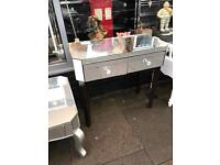 Mirrored Dressing Table / Console Table