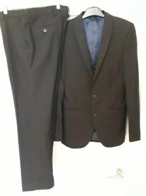 Young mans smart Suit from Next