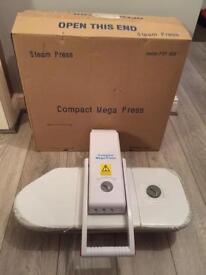 Steam Press Mega Press Steamer Iron RRP £140.00
