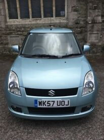 07 Suzuki Swift automatic leather seats ONLY 20k miles!