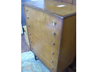 6 Draw chest of drawers ref 2/20