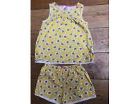 Mini Boden Pyjama Set Age 9-10