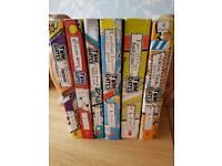 Tom Gates soft cover books x7