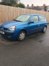 Clio 1.2 swap for similar car