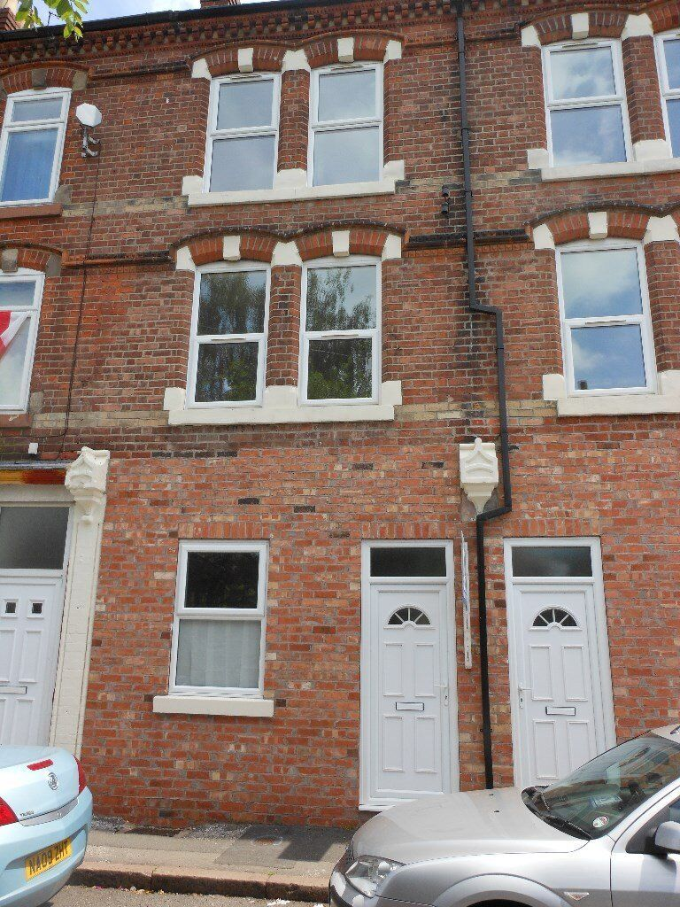 4 Bed Mid Terraced House, Lincoln Street, Old Basford, Nottingham, NG6 0FX.