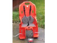 Polisport Child's Cycle Seat - £20