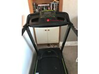 Reebok electric treadmill