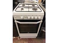 Indesit 50cm gas cooker!