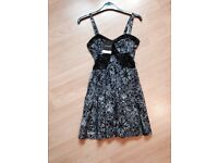 Topshop dress new with tags size 8