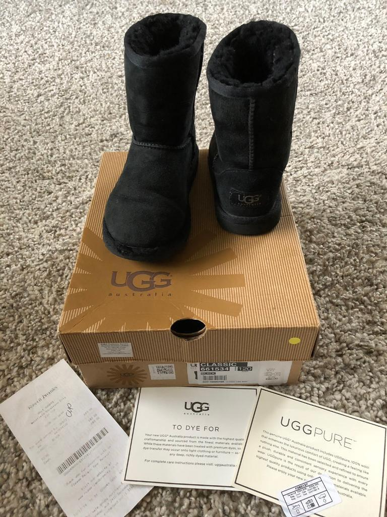 8912ebc60fc Genuine girls uk size 11 Ugg boots | in Hucknall, Nottinghamshire | Gumtree