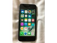 Iphone 5 Space grey ONO