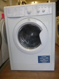 Indesit Washing Machine and Tumble Dryer combined