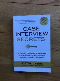 Case Interview Secrets (Victor Cheng)