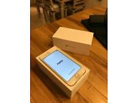 I phone 6 64gb gold on EE with box