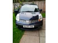 Nissan Note 40000 miles