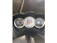 125cc Peugeot city star