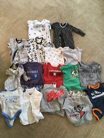 3-6 baby boy clothes